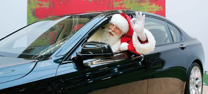 Our Top 7 Driving Tips for the Holidays