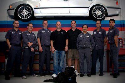 Newport Coast BMW Repair