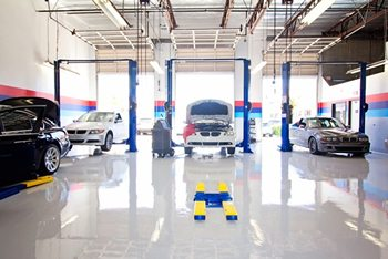 Orange County BMW Alignment
