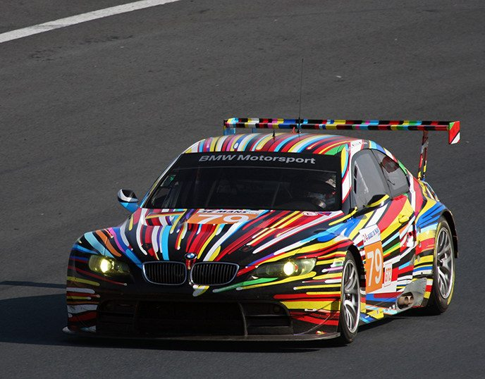 BMW Art Cars 40th Anniversary